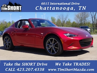 New  2019 Mazda Mazda MX-5 Miata RF Grand Touring Coupe for sale near you in Chattanooga, TN