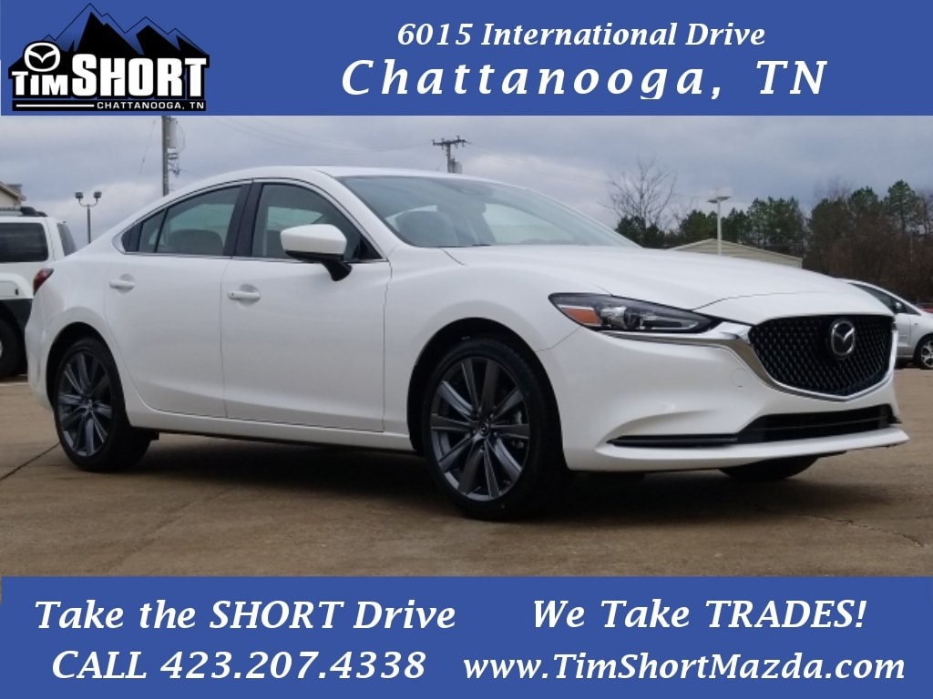 New Featured 2018 Mazda Mazda6 Touring Sedan for sale near you in Chattanooga, TN