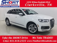 2018 Audi Q7 3.0T Premium SUV for Sale in Clarksville, TN at Tim Short Mitsubishi