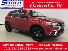 New 2019 Mitsubishi Outlander Sport LE CUV for Sale in Clarksville, TN at Tim Short Mitsubishi