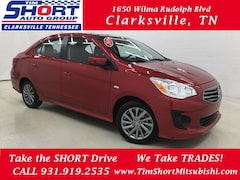 New 2019 Mitsubishi Mirage G4 ES Sedan for Sale in Clarksville, TN at Tim Short Mitsubishi