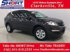 2016 Chevrolet Traverse LS SUV for Sale in Clarksville, TN at Tim Short Mitsubishi