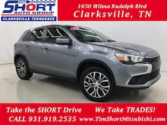 2016 Mitsubishi Outlander Sport ES SUV for Sale in Clarksville, TN at Tim Short Mitsubishi