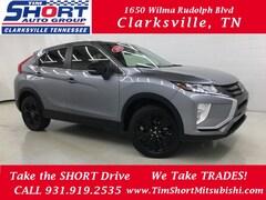 2018 Mitsubishi Eclipse Cross LE CUV for Sale in Clarksville, TN at Tim Short Mitsubishi