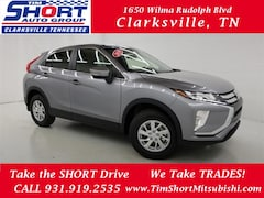 New 2019 Mitsubishi Eclipse Cross ES CUV for Sale in Clarksville, TN at Tim Short Mitsubishi