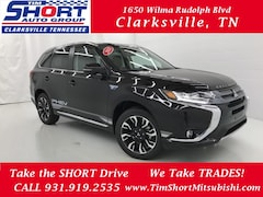 New 2018 Mitsubishi Outlander PHEV GT CUV for Sale in Clarksville, TN at Tim Short Mitsubishi