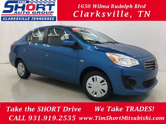 New Mitsubishi Mirage G4 Inventory Near Oak Grove KY & Fort Campbell