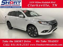New 2018 Mitsubishi Outlander PHEV SEL CUV for Sale in Clarksville, TN at Tim Short Mitsubishi