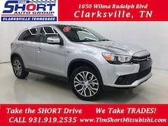 New 2019 Mitsubishi Outlander Sport ES CUV for Sale in Clarksville, TN at Tim Short Mitsubishi
