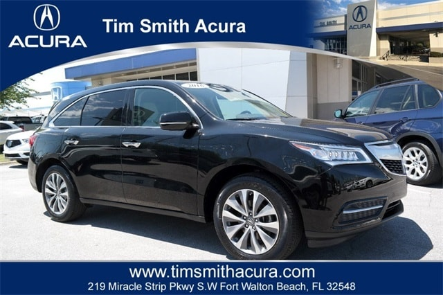 2016 Acura Mdx For Sale >> Used 2016 Acura Mdx For Sale Fort Walton Beach Fl Vin