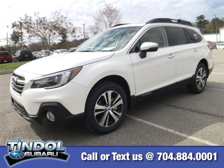 New 2019 Subaru Outback 2.5i Limited SUV 93268 in Gastonia NC