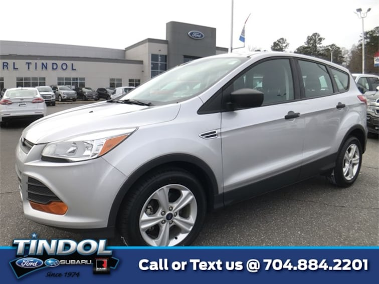 used 2016 Ford Escape S SUV 90357A in Gastonia, NC