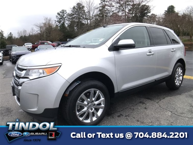 used 2014 Ford Edge SEL SUV 90281A in Gastonia, NC