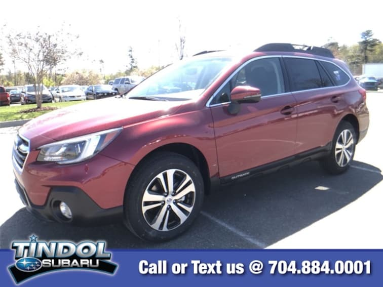 New 2019 Subaru Outback 2.5i Limited SUV 94101 in Gastonia NC