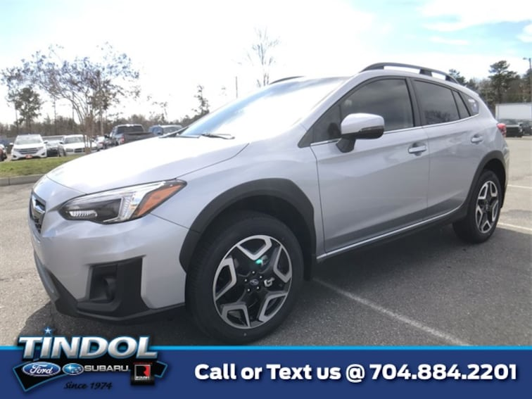 New 2019 Subaru Crosstrek 2.0i Limited SUV 93254 in Gastonia NC