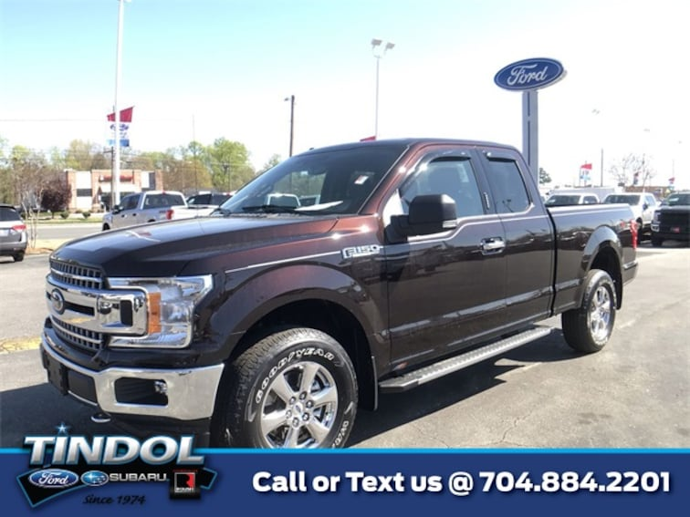 used 2018 Ford F-150 XLT Truck SuperCab Styleside 90429A in Gastonia, NC
