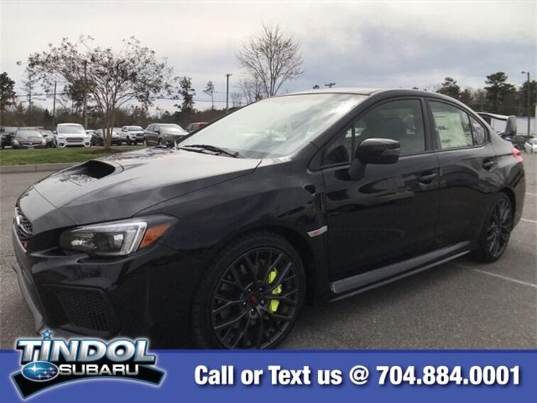 New 2019 Subaru WRX STI Sedan 93280 in Gastonia NC