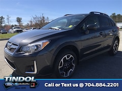 Certified Pre-Owned 2017 Subaru Crosstrek 2.0i Limited SUV S94073A in Gastonia, NC