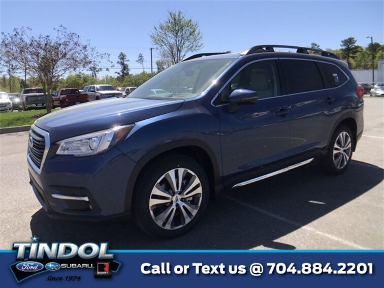 New 2019 Subaru Ascent Limited 8-Passenger SUV 93335 in Gastonia NC