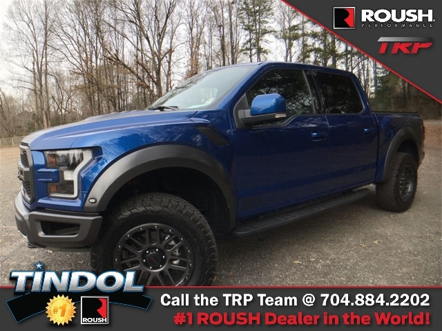 2017 Ford F-150 Roush Raptor Truck SuperCrew Cab R81201A