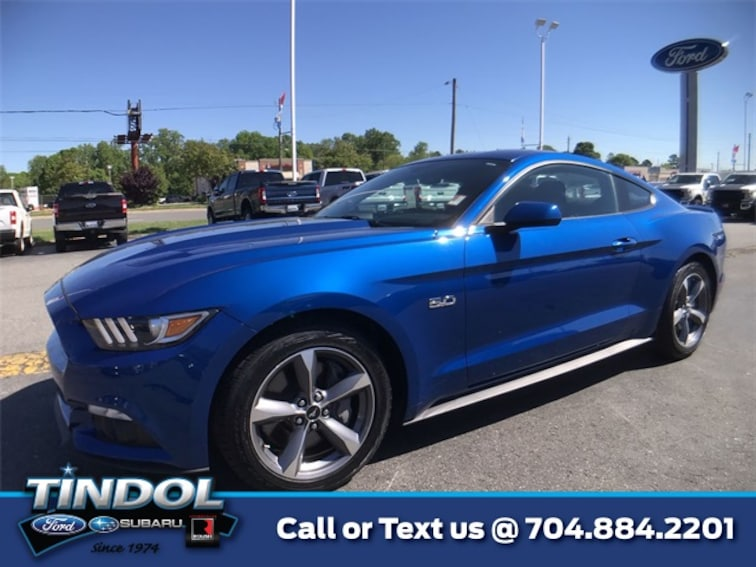 used 2017 Ford Mustang GT Coupe 90658S in Gastonia, NC