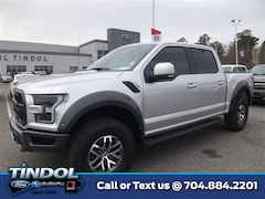 Used 2017 Ford F-150 Raptor Truck SuperCrew Cab 90108A in Gastonia, NC