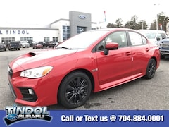 New 2019 Subaru WRX Sedan 93194 Gastonia NC
