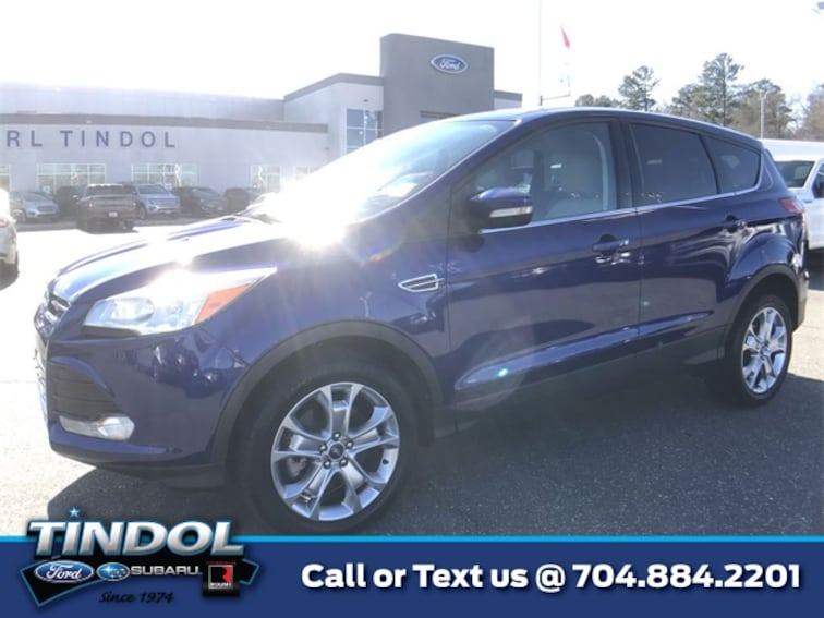 used 2013 Ford Escape SEL SUV 96018A in Gastonia, NC