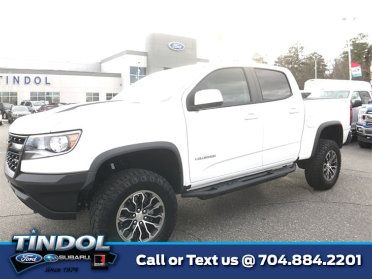 used 2018 Chevrolet Colorado ZR2 Truck Crew Cab 90175A in Gastonia, NC