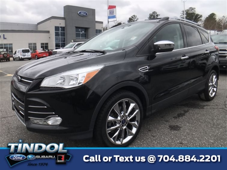 used 2015 Ford Escape SE SUV 90202A in Gastonia, NC