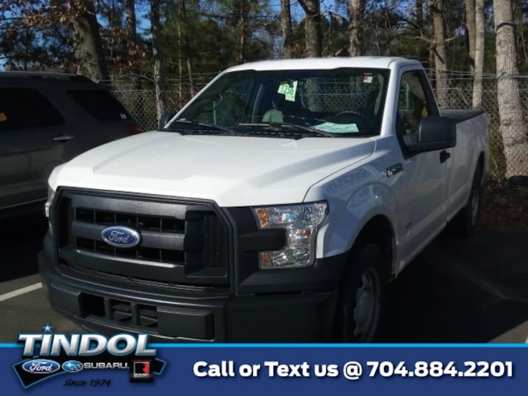 used 2016 Ford F-150 XL Truck Regular Cab 96062A in Gastonia, NC