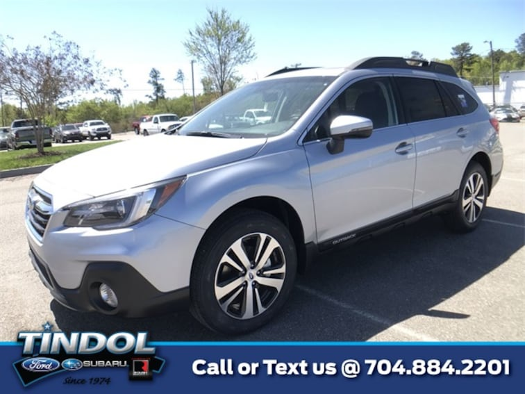 New 2019 Subaru Outback 2.5i Limited SUV 93324 in Gastonia NC