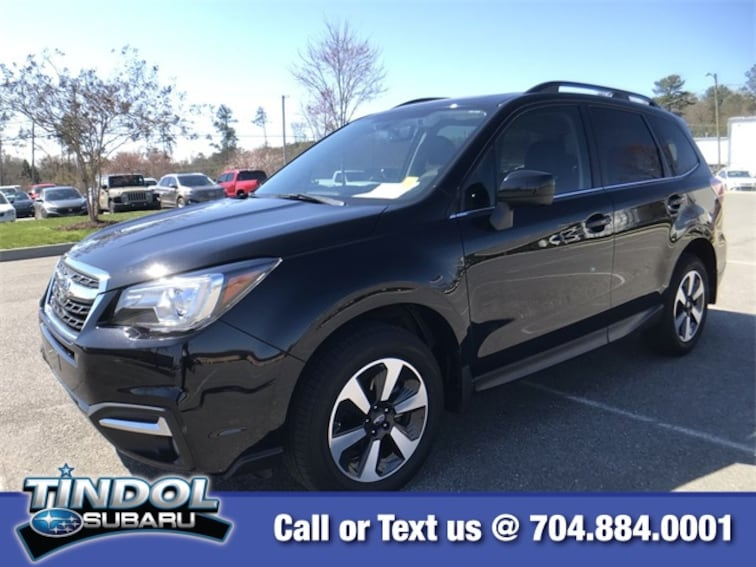 used 2017 Subaru Forester 2.5i Limited SUV S94093A in Gastonia, NC