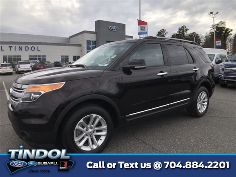 used 2014 Ford Explorer XLT SUV 81506A in Gastonia, NC