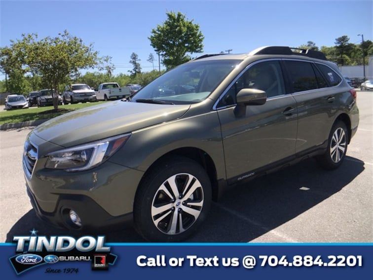 New 2019 Subaru Outback 2.5i Limited SUV 93342 in Gastonia NC