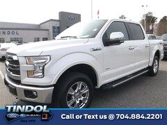 Used 2016 Ford F-150 Lariat Truck SuperCrew Cab 90231A in Gastonia, NC