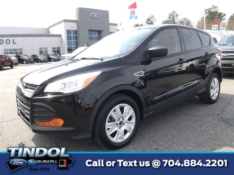 used 2016 Ford Escape S SUV 90115A in Gastonia, NC