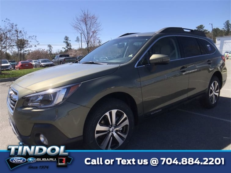 New 2019 Subaru Outback 2.5i Limited SUV 93288 in Gastonia NC