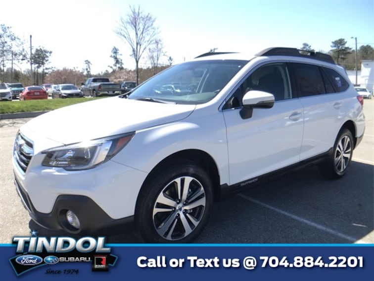 New 2019 Subaru Outback 2.5i Limited SUV 93292 in Gastonia NC