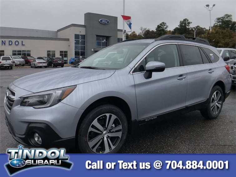 New 2019 Subaru Outback 2.5i Limited SUV 93106 in Gastonia NC