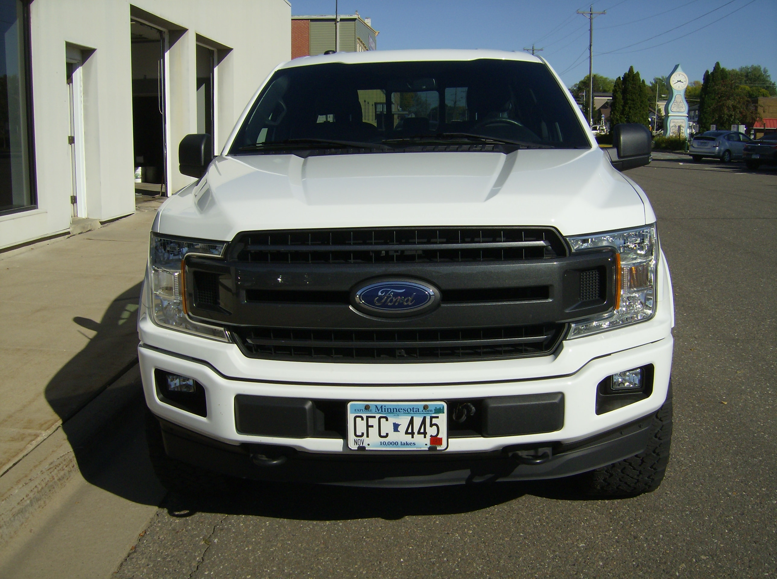 Used 2018 Ford F-150 XLT with VIN 1FTEX1EPXJFE68099 for sale in Mora, Minnesota