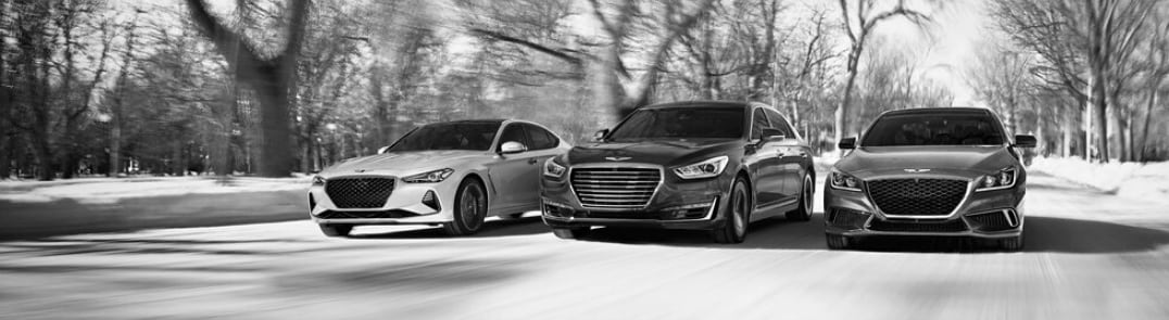 2020 Genesis Sedan Lineup _ Brownsville, TX