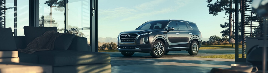 2020 Hyundai Palisade Overview | Brownsville, TX