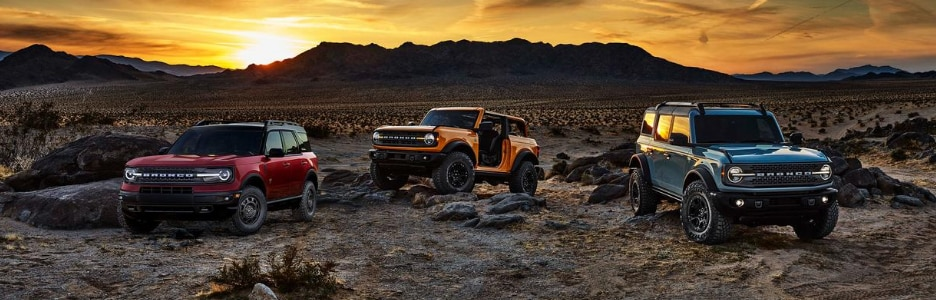 2021 Ford Bronco Preview | Brownsville, TX