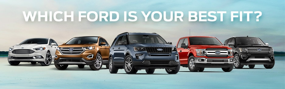 Tipton Ford - Which Ford Is The Best One For You?