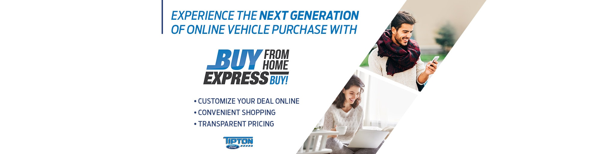 Tipton Ford | Buy From Home, Express Buy | Brownsville, TX