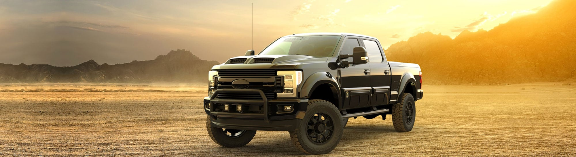 Ford Tuscany Black Ops Special Edition Truck Custom Orders