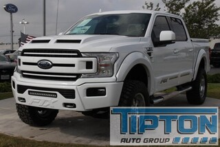 Special Edition 2018 Ford F-150 Lariat Truck in Brownsville, TX