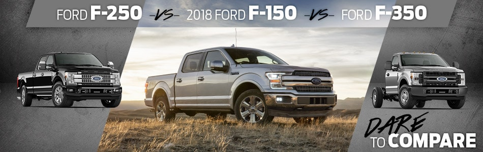 Tipton Ford | Dare To Compare | 2018 F-Series