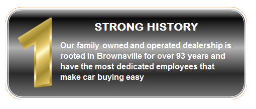 Strong History | Tipton Ford | Brownsville, TX
